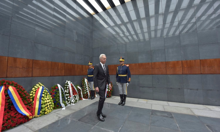 Ambassador Hans Klemm