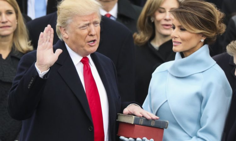 Video: The Inauguration of the 45th President of the United States