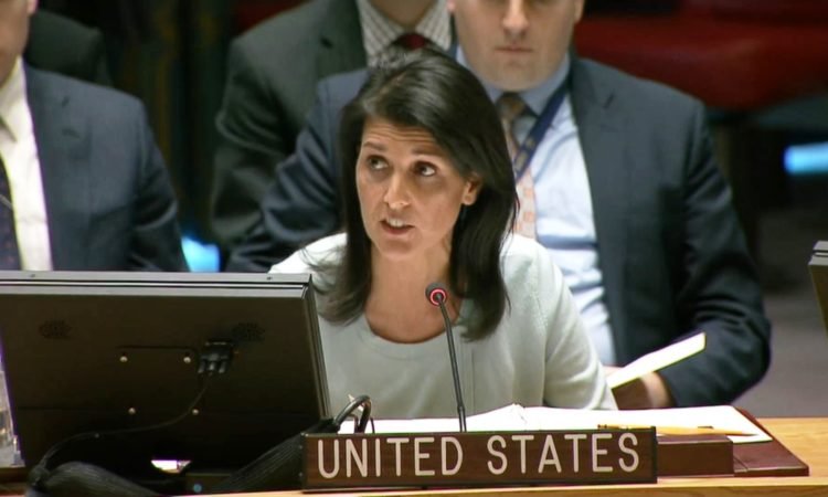 United Nations Security Council Briefing on Ukraine
