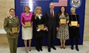 """Women of Courage"" Award Ceremony"