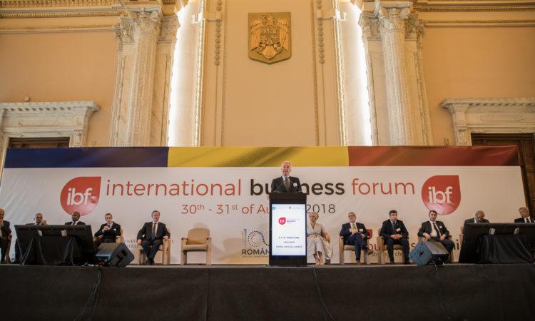 Internaţional Business Forum